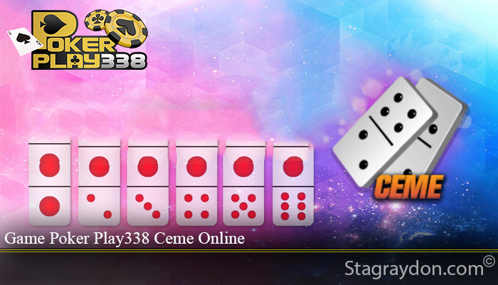 Game Poker Play338 Ceme Online